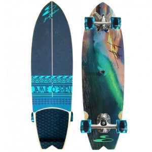JOB pipeline surfskate swell tech