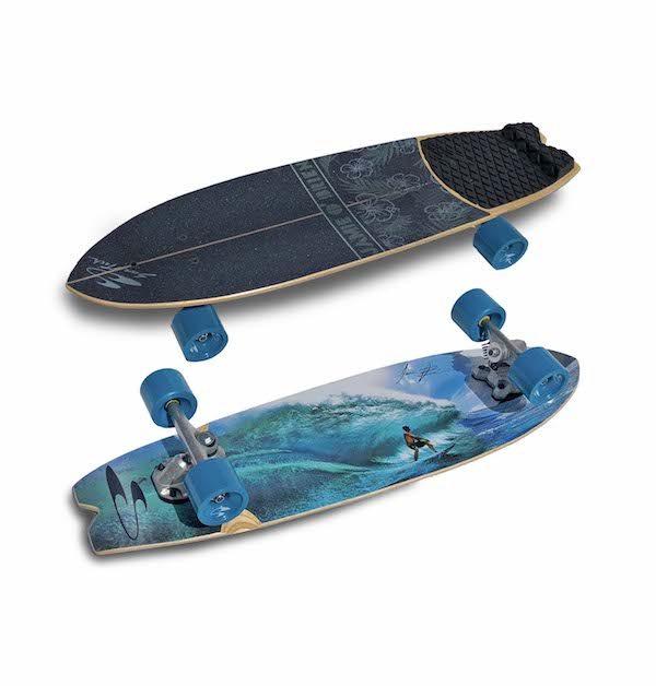 swelltech surfskate job tropic