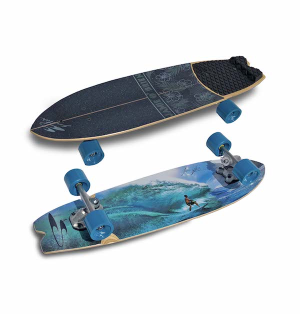 swelltech surfskate job tropic